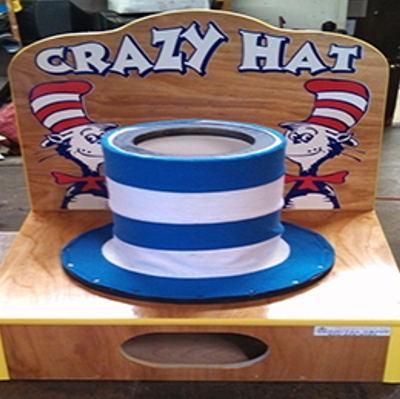 Image result for crazy hats
